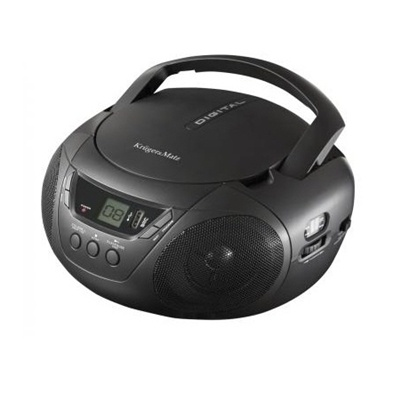 Boombox Kruger&Matz z CD, SD, USB model KM6100 (AV3005)