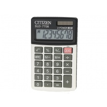 Kalkulator CITIZEN SLD7708 (AP17006)