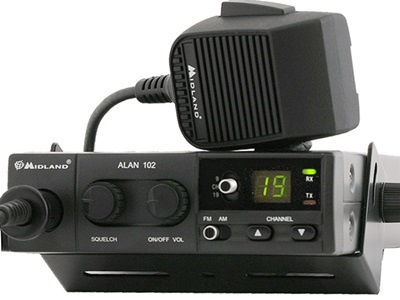 Radio CB ALAN-102 (AV12002)