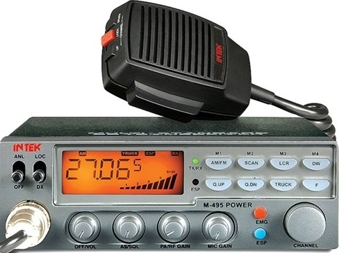 Radio CB INTEK M-495 (AV12008)